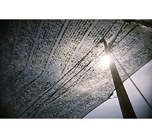 Capture The Sun - Lomo Photographic Print