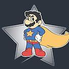 Star Man by thehookshot