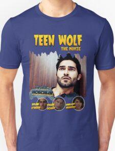 Teen Wolf Old Comic [Derek] Unisex T-Shirt