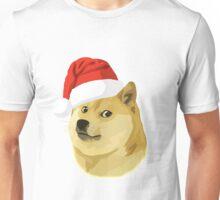 Christmas Doge Unisex T-Shirt