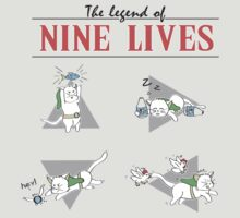 Legend of Nine Lives T-Shirt