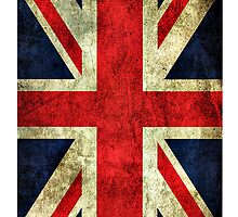 【3700+ views】The Union Jack iPhone Case by Ruo7in
