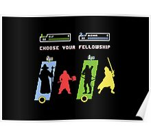 Choose Your Fellowship Poster