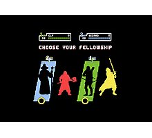Choose Your Fellowship Photographic Print