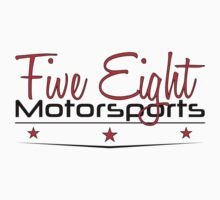 Five Eight Motorsports Logo Kids Tee