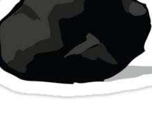 Cheryl Coal Sticker