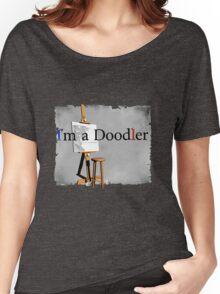 I'm A Doodler Women's Relaxed Fit T-Shirt