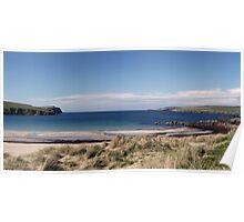 Shetland Isles Poster