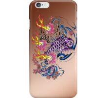 Purple Koi iPhone Case/Skin