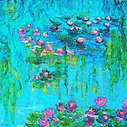 Tribute to Monet by Holly Martinson
