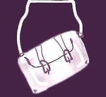 SATCHEL LIGHT TEE SHIRT/BABY GROW/ Womens Fitted T-Shirt