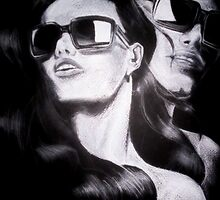 Sunglasses by Leti Mallord