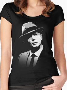 Remember September [Spoiler Free Variant] Women's Fitted Scoop T-Shirt