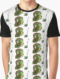 Psychedelic Graphic T-Shirt