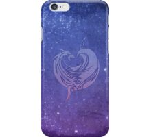 Nebula Serpent iPhone Case/Skin