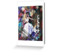MAGIC OF THE DANCE Greeting Card