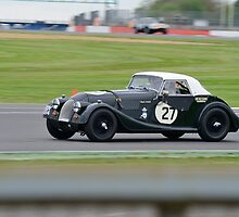 Morgan No 27 by Willie Jackson