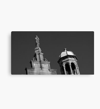 East End  Canvas Print