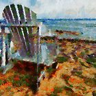 BeachChair by michaelgabriel