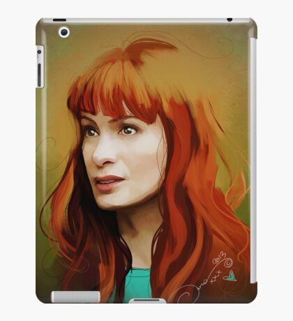 Charlie iPad Case/Skin