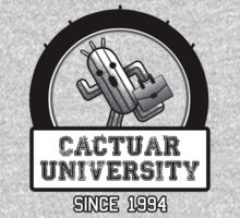 Final Fantasy Cactuar University  by Bohmas