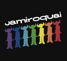 Jamiroquai (multicolor) by Teji