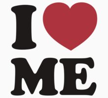 I Love Me by BrightDesign
