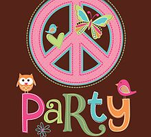 Party  by SandraWidner