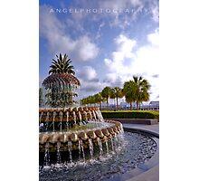 Charleston Landmark Photographic Print