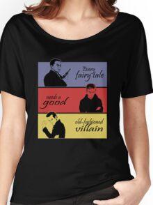 Villains of SuperWhoLock Women's Relaxed Fit T-Shirt