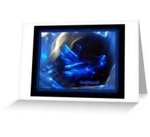 ©NLE Neon Frame I Greeting Card