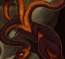 Gorynych the Serpent Sticker