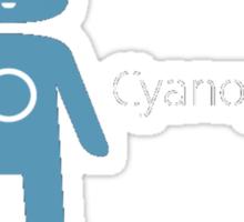 Cyanogenmod Cid Sticker
