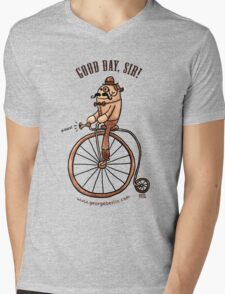 Good Day, Sir! Mens V-Neck T-Shirt