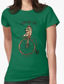 Good Day, Sir! Womens Fitted T-Shirt