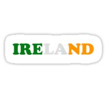 Ireland Flag St Patricks Day Sticker