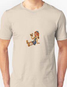 Masha and a Nightingale T-Shirt