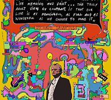 RichARTd Dawkins (Richard Dawkins) by taudalpoi