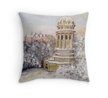 The Pepperpot, Queens Park Road, Brighton Throw Pillow