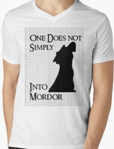 Walk Into Mordor? T-Shirt