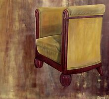 The Green Chair by DawsonTaylor