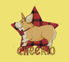 Pembroke Welsh Corgi - Cheerio ol'chap! Kids Clothes