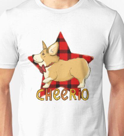 Pembroke Welsh Corgi - Cheerio ol'chap! Unisex T-Shirt