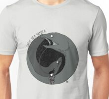 Dark Sea Panic  - A Rock Song From The Depths Unisex T-Shirt