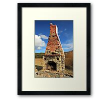 The Chimney Framed Print