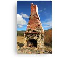 The Chimney Canvas Print