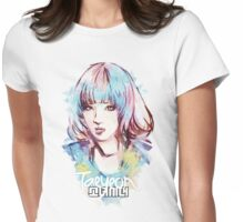 SNSD - Taeyeon Womens Fitted T-Shirt