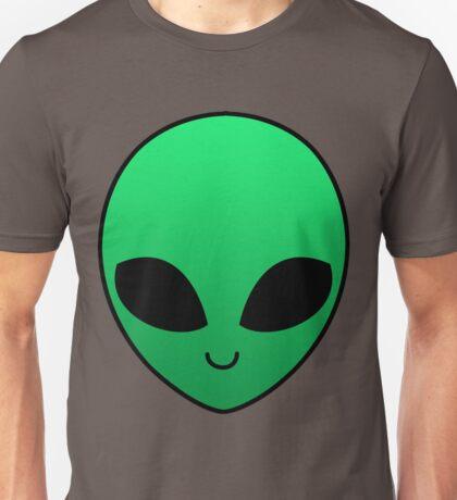 Alien - Green Unisex T-Shirt