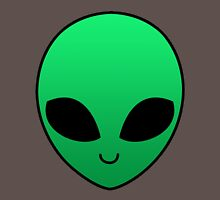 Alien - Green Unisex T-Shirt