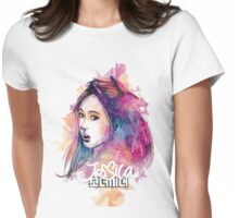 SNSD - Jessica Womens Fitted T-Shirt